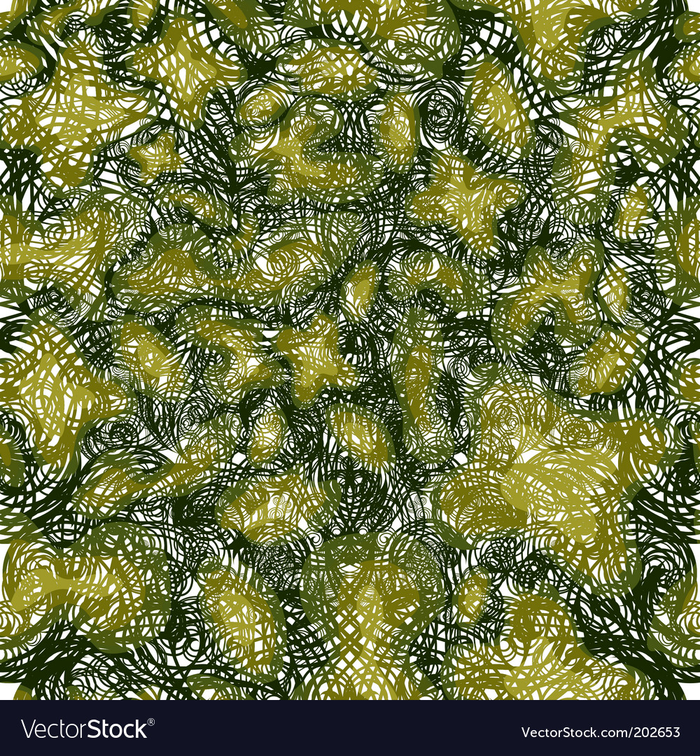 Grunge military spotted green pattern vector | Price: 1 Credit (USD $1)