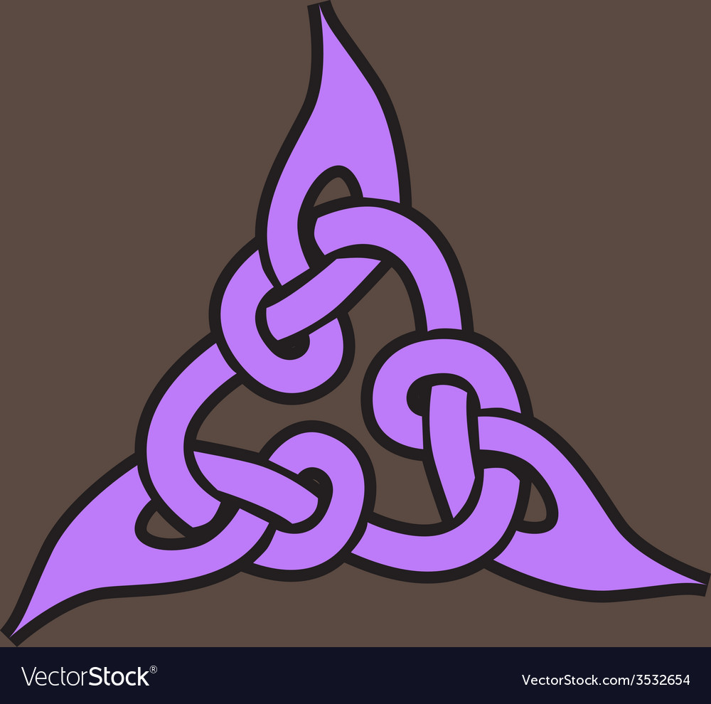 Celtic sign and symbol vector | Price: 1 Credit (USD $1)