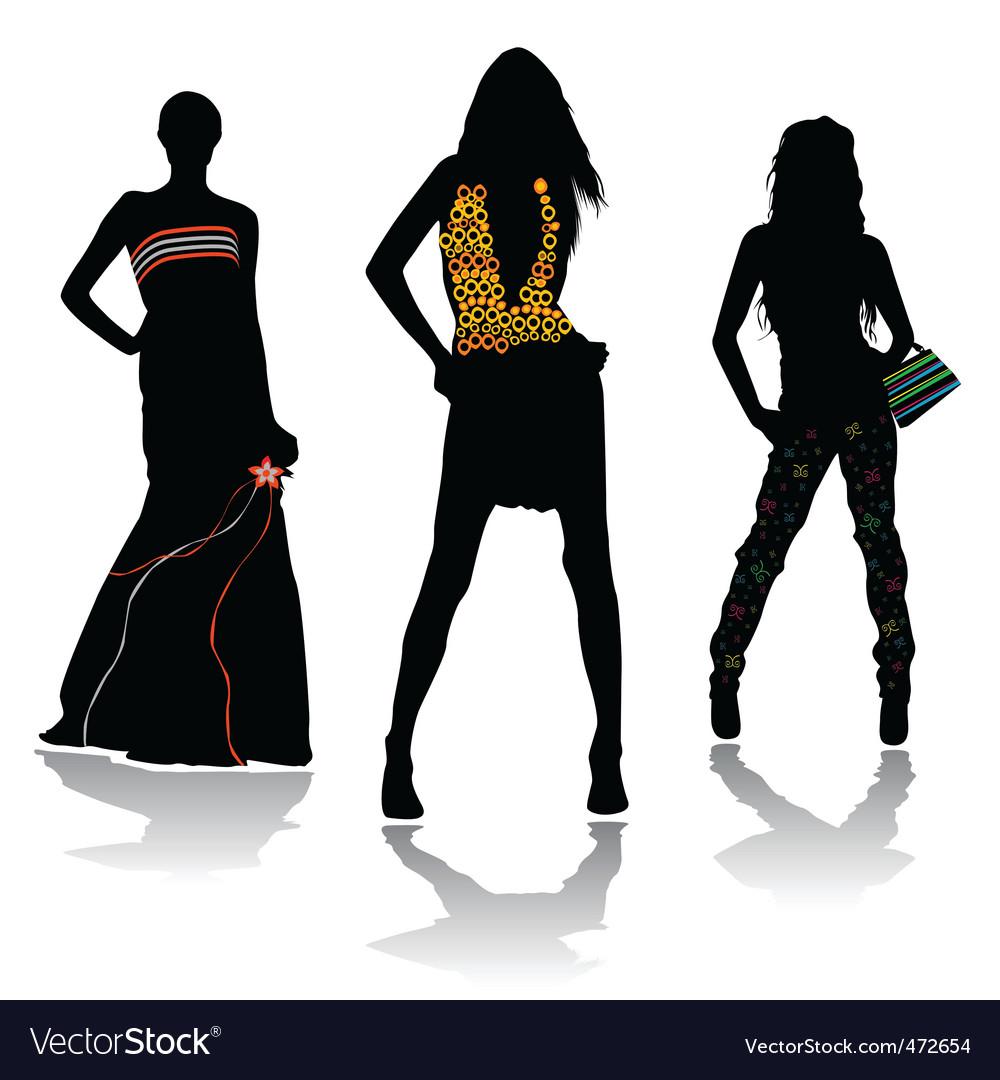 Fashion design vector | Price: 1 Credit (USD $1)