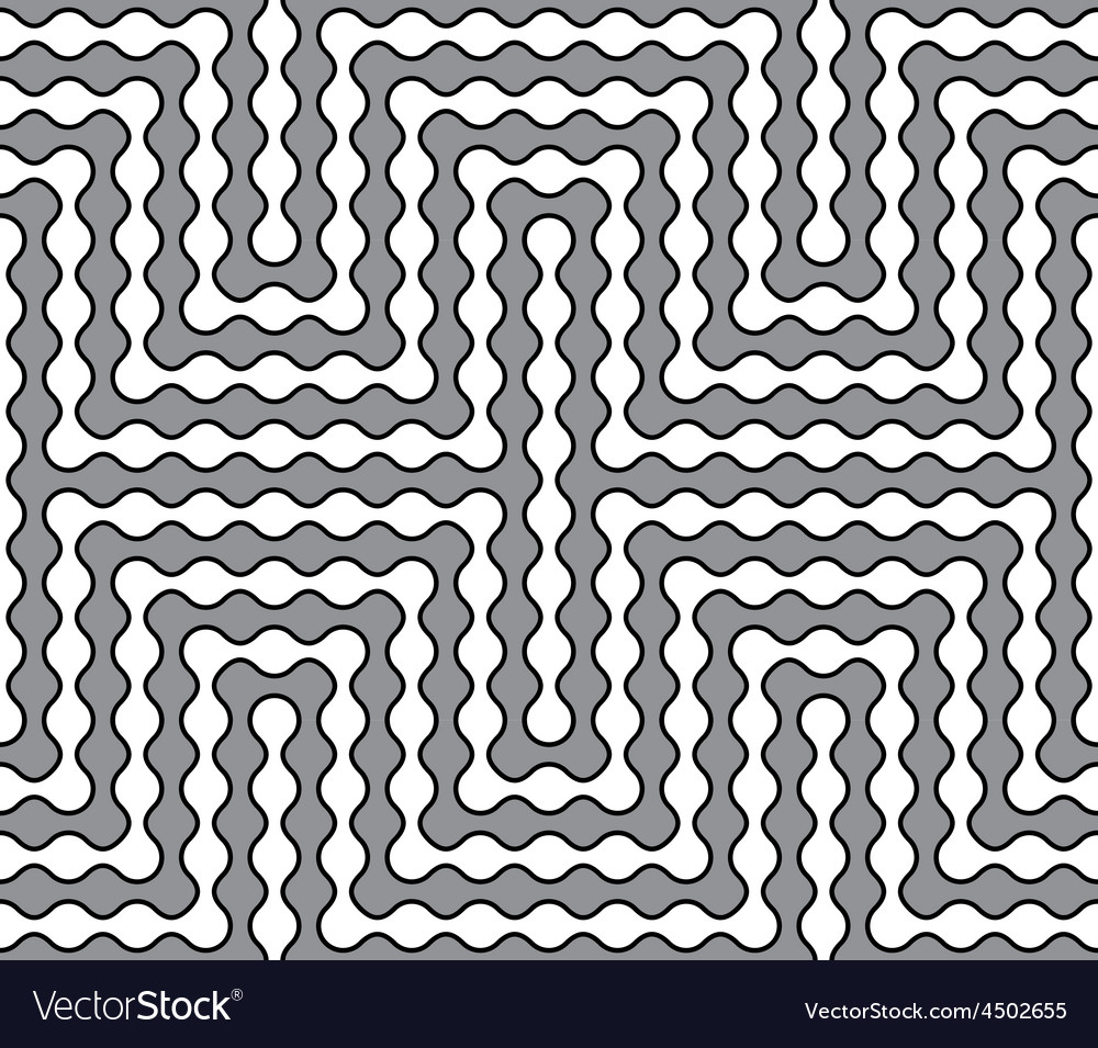 Abstract metaball based seamless pattern some vector | Price: 1 Credit (USD $1)