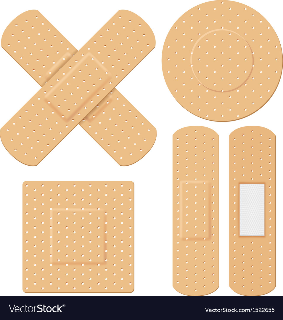 Medical bandage vector | Price: 1 Credit (USD $1)