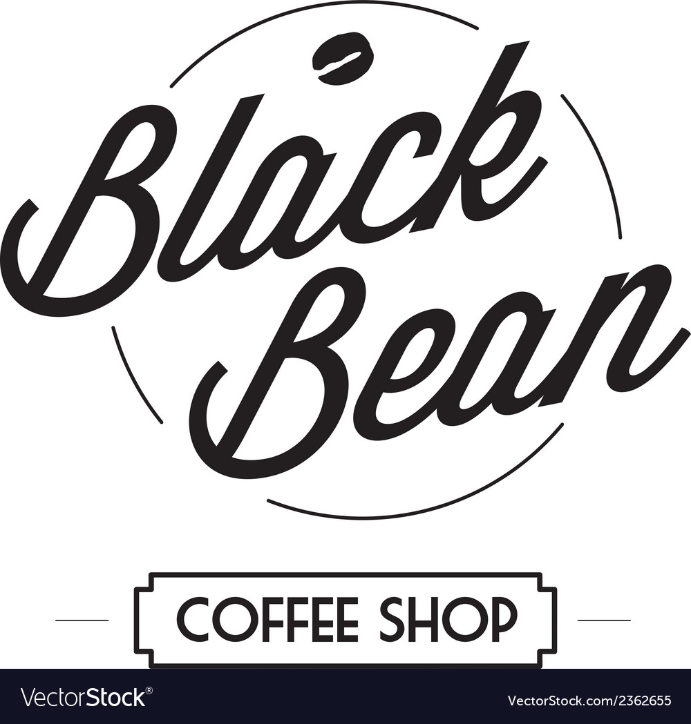 Vintage coffee logo 4 vector | Price: 1 Credit (USD $1)