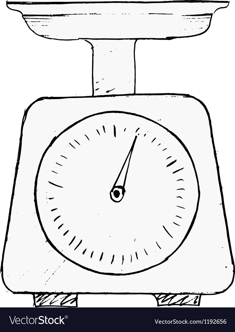 Domestic weigh-scales vector   Price: 1 Credit (USD $1)
