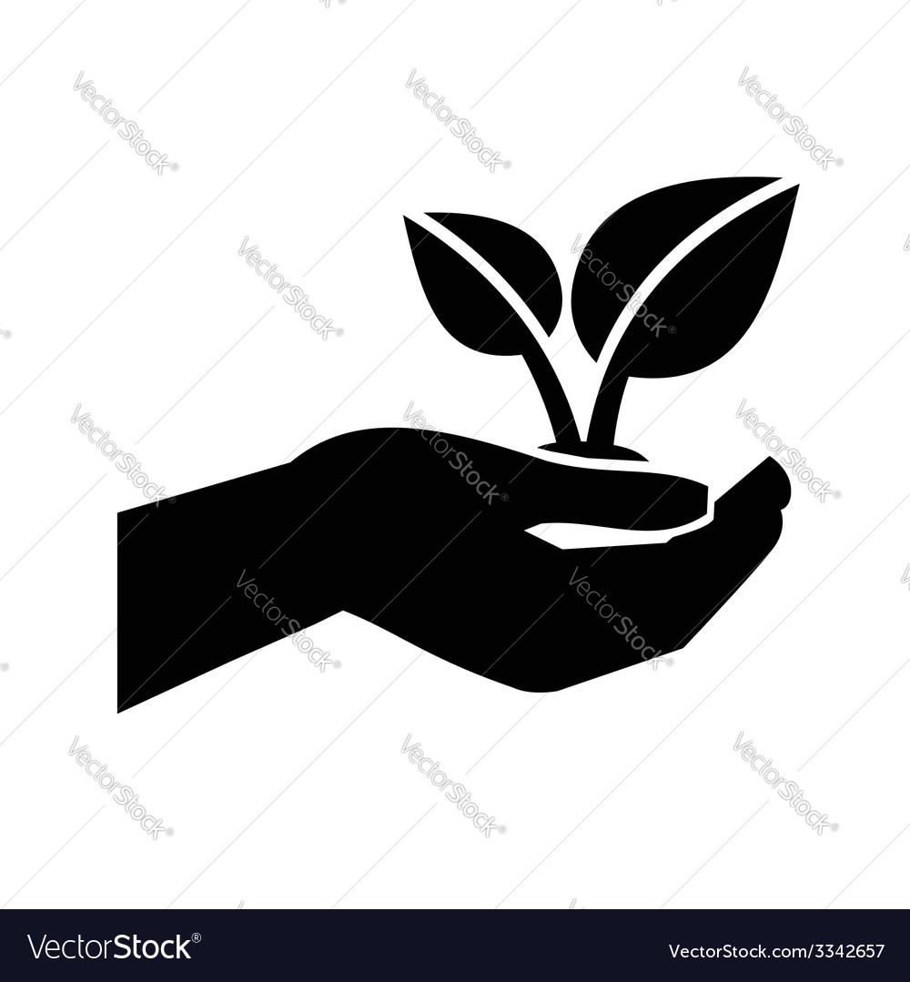 Growth icon vector | Price: 1 Credit (USD $1)