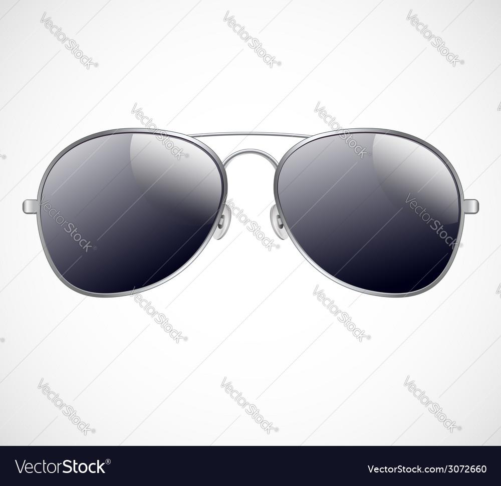 Aviator sunglasses background vector | Price: 1 Credit (USD $1)