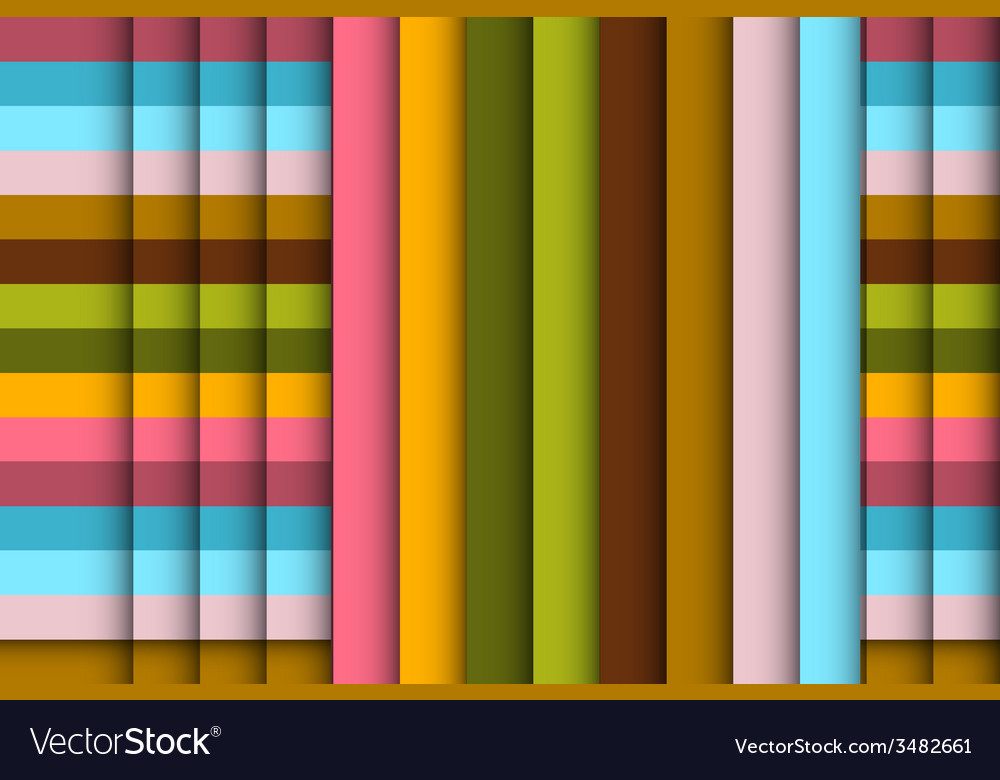 Abstract braided retro background vector | Price: 1 Credit (USD $1)