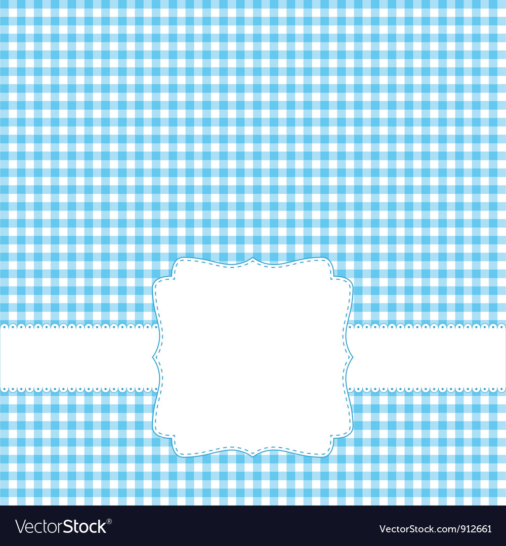 Blank blue card vector | Price: 1 Credit (USD $1)