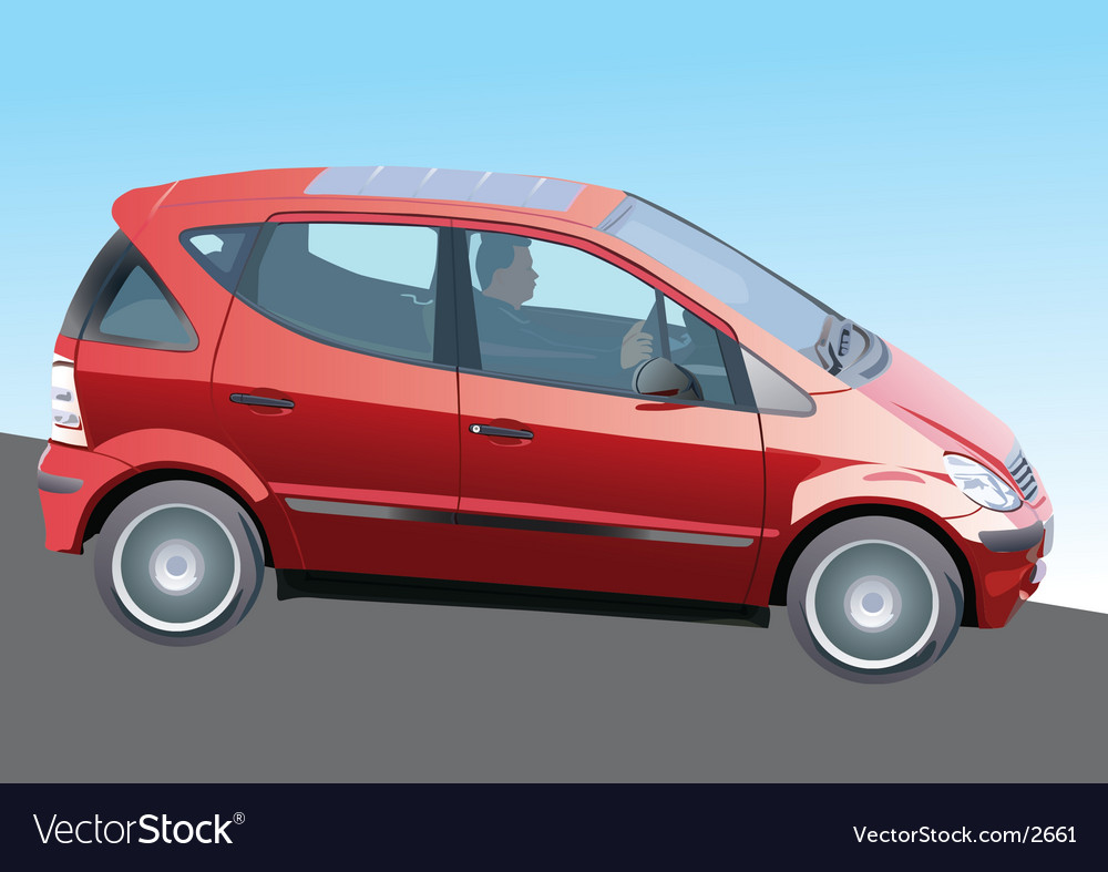 Car illustration vector | Price: 3 Credit (USD $3)
