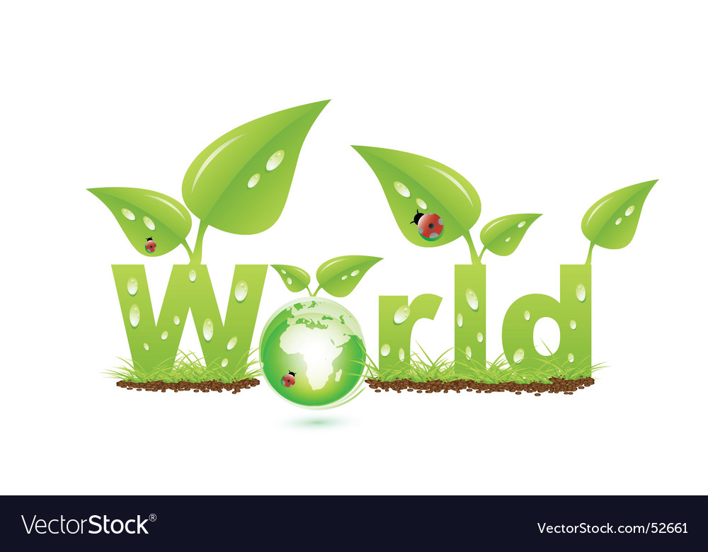 Eco vector   Price: 1 Credit (USD $1)
