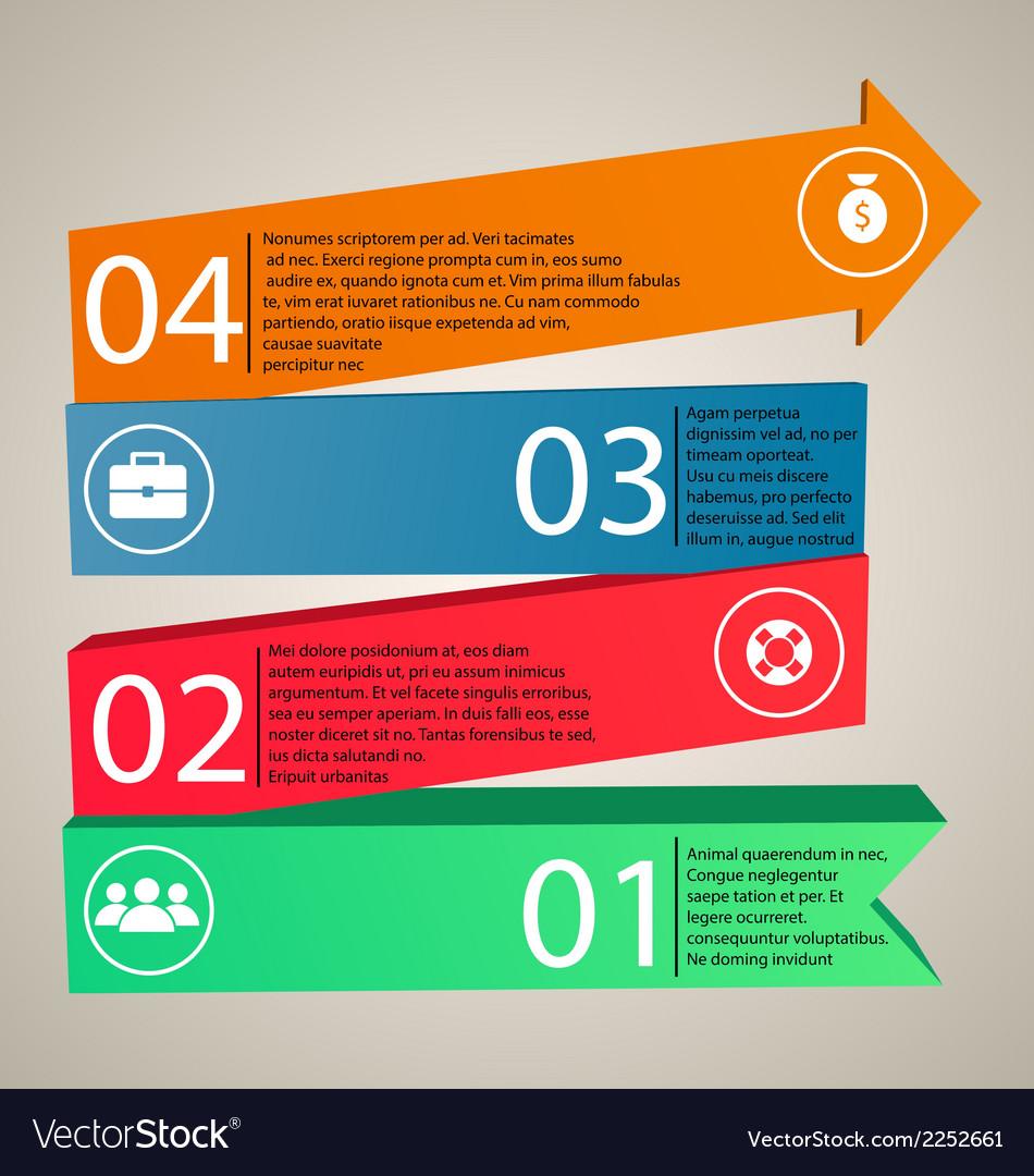 Infographics elements 3 vector | Price: 1 Credit (USD $1)