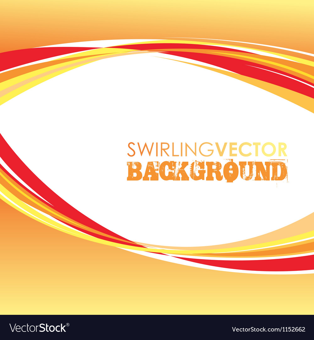 Swirling background vector | Price: 1 Credit (USD $1)