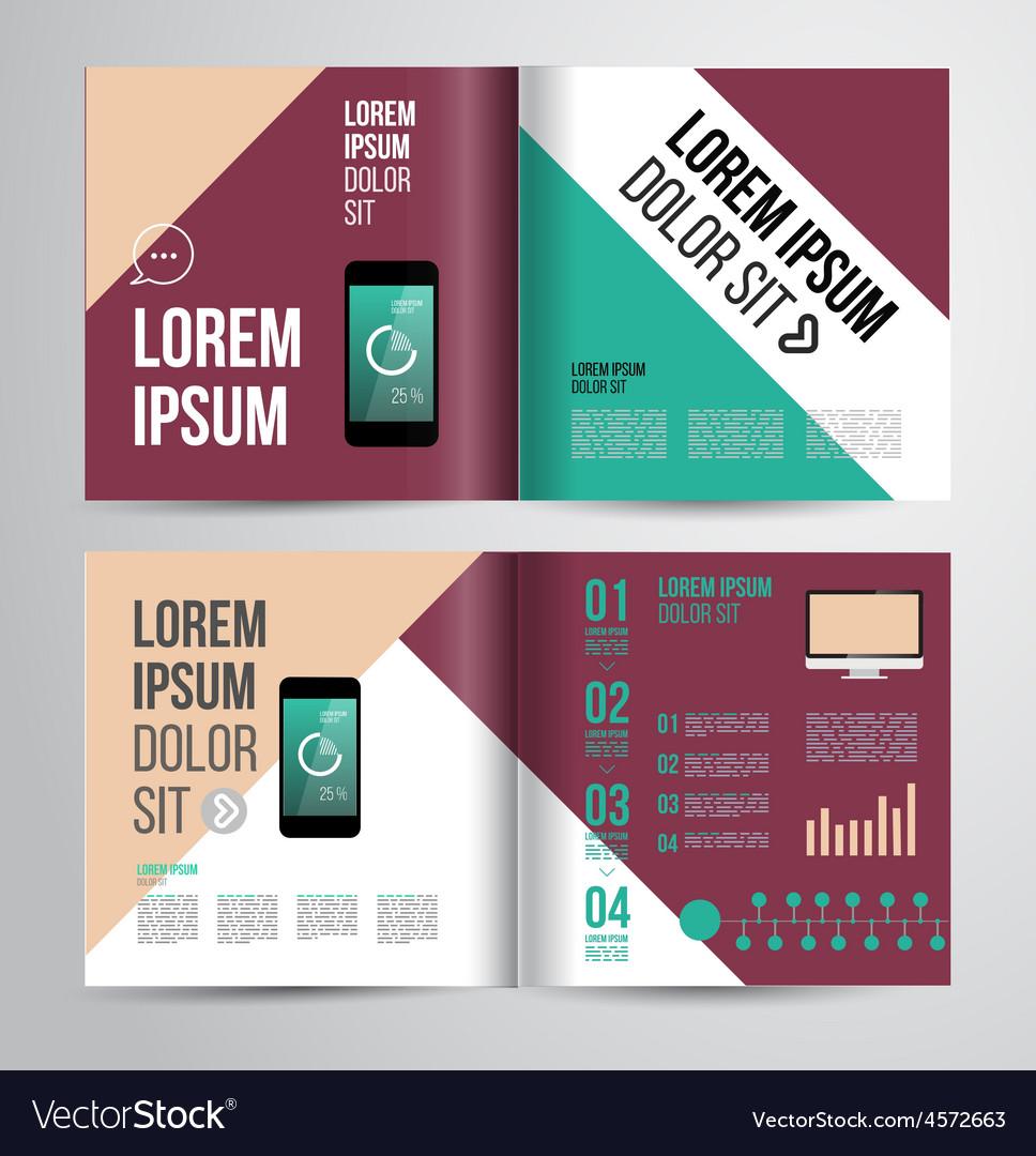 Brochure design vector   Price: 1 Credit (USD $1)