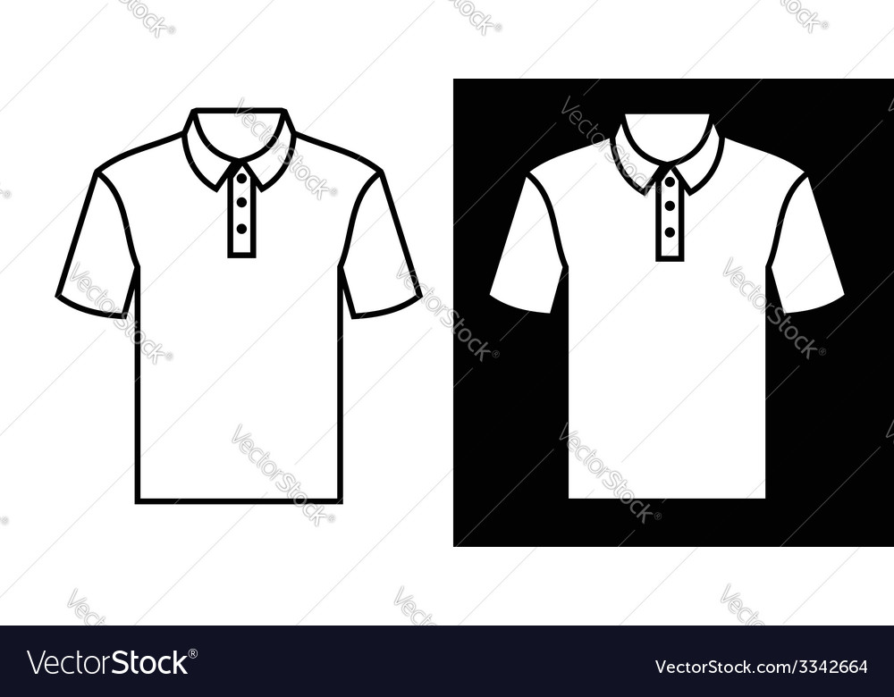 Tshirt icon vector | Price: 1 Credit (USD $1)