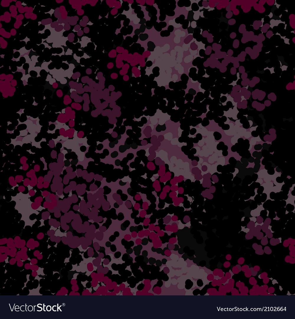 Velvet spot seamless pattern vector | Price: 1 Credit (USD $1)
