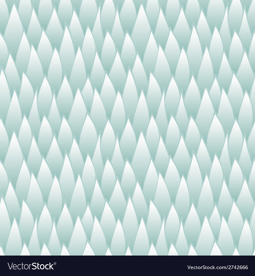 Seamless pattern with scale tiling texture vector | Price: 1 Credit (USD $1)