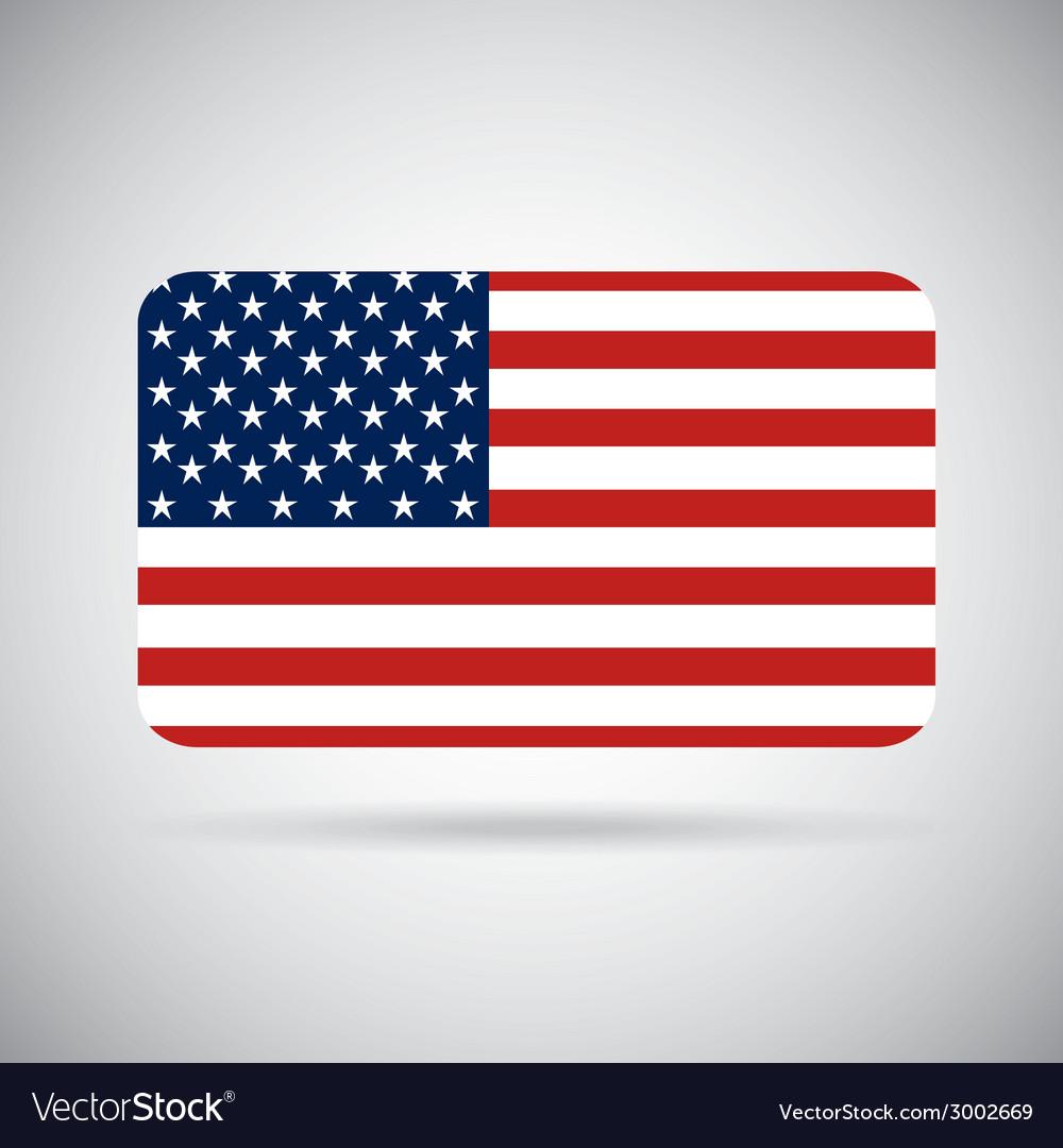 American design vector | Price: 1 Credit (USD $1)