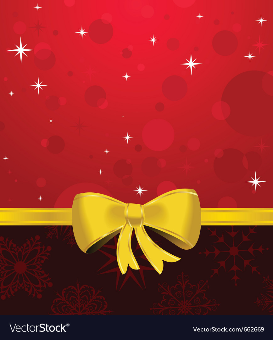 Christmas packing or background - vector | Price: 1 Credit (USD $1)