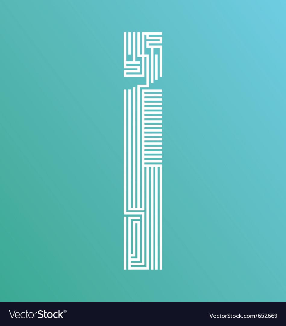 I maze vector   Price: 1 Credit (USD $1)