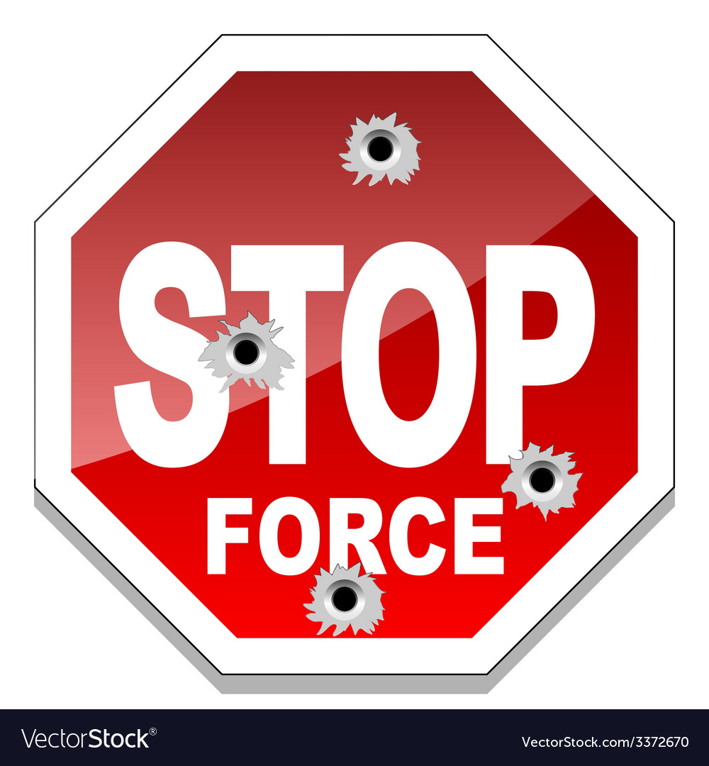 Stop force vector | Price: 1 Credit (USD $1)