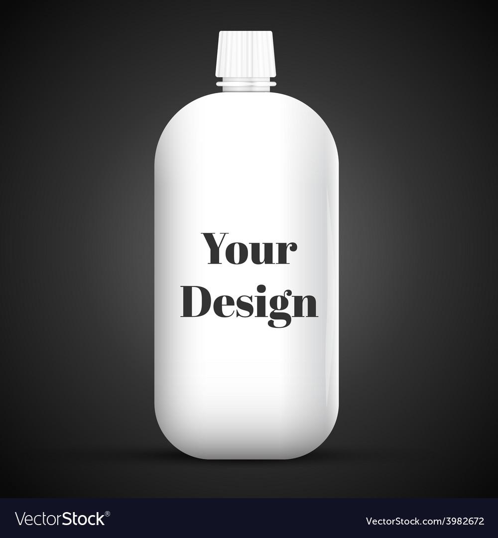 Cosmetic parfume deodorant freshener or medical vector | Price: 1 Credit (USD $1)