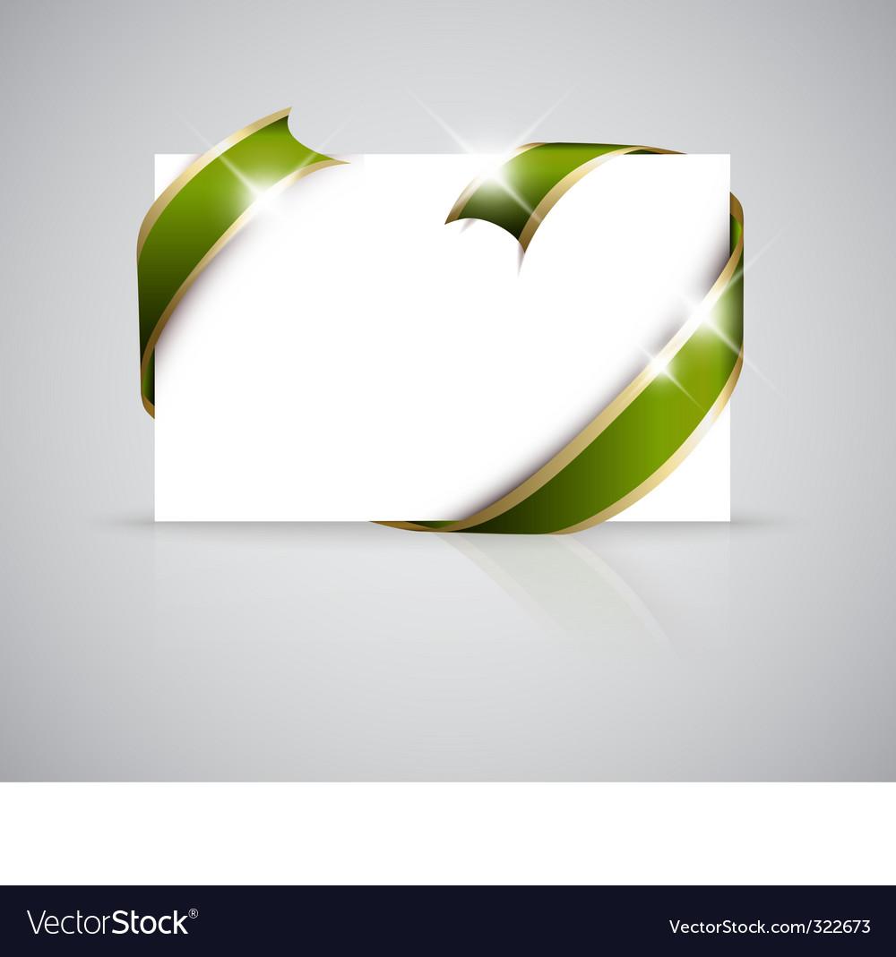 Christmas or wedding card vector   Price: 1 Credit (USD $1)
