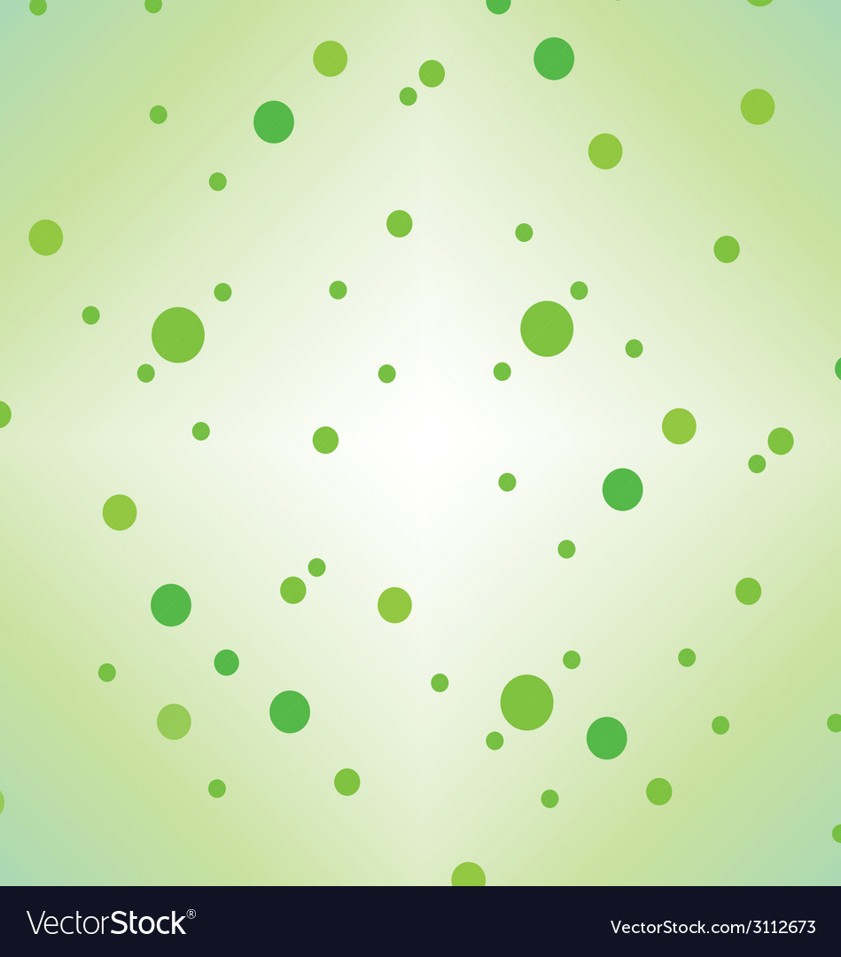 Green dots vector | Price: 1 Credit (USD $1)
