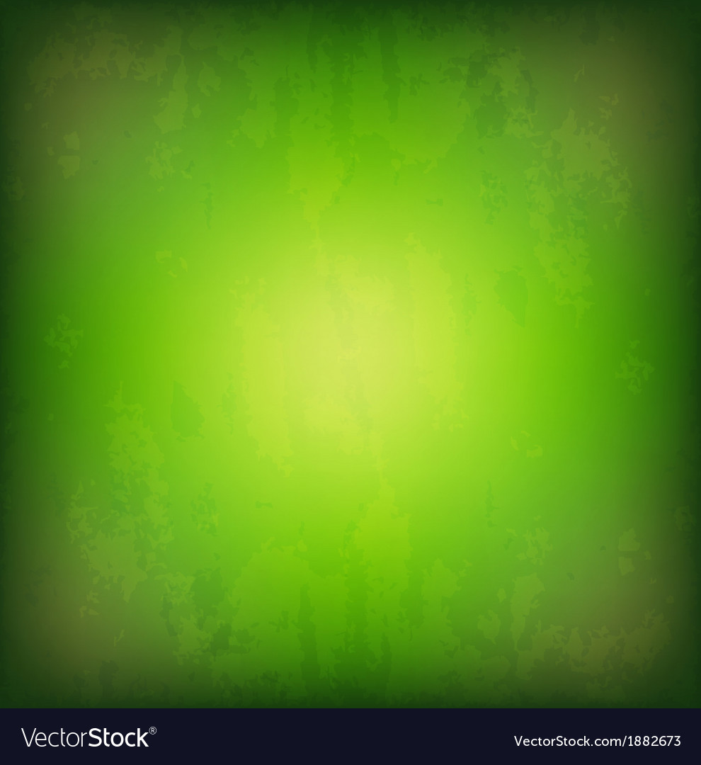 Grunge green background vector | Price: 1 Credit (USD $1)
