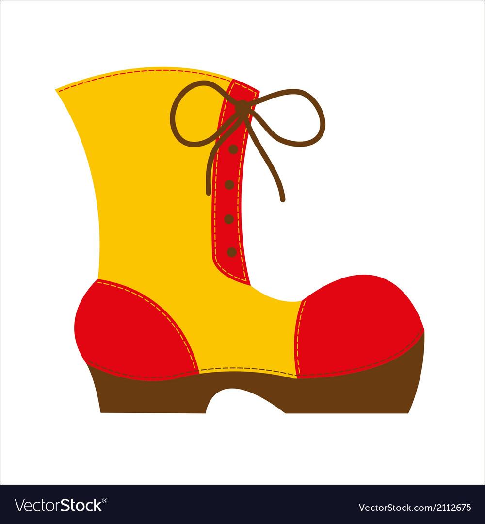 Big shoe vector   Price: 1 Credit (USD $1)