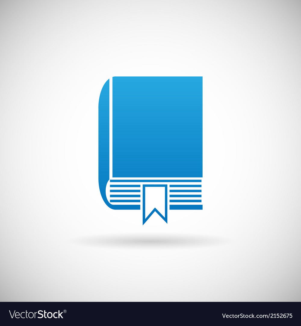 Study bookmark symbol book icon design template vector | Price: 1 Credit (USD $1)