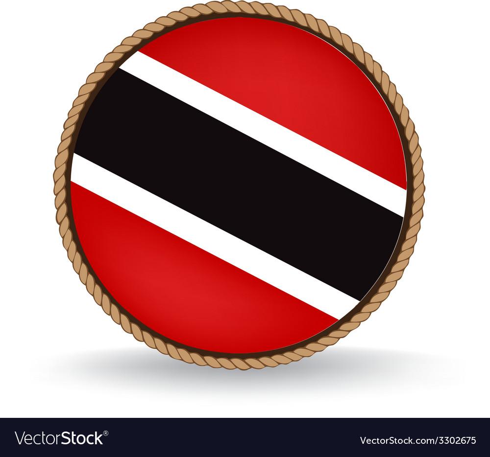 Trinidad and tobago seal vector | Price: 1 Credit (USD $1)