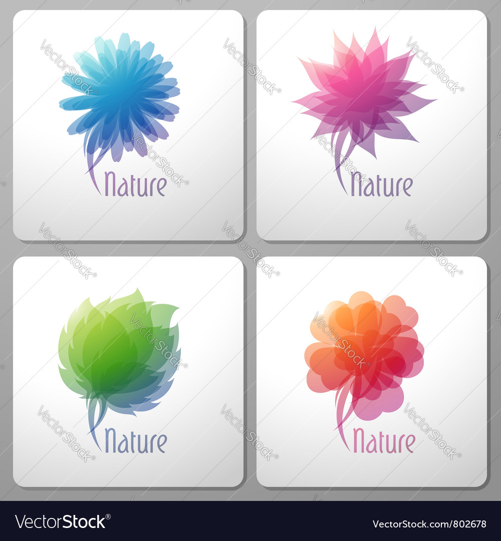 Nature - elements for design vector | Price: 1 Credit (USD $1)
