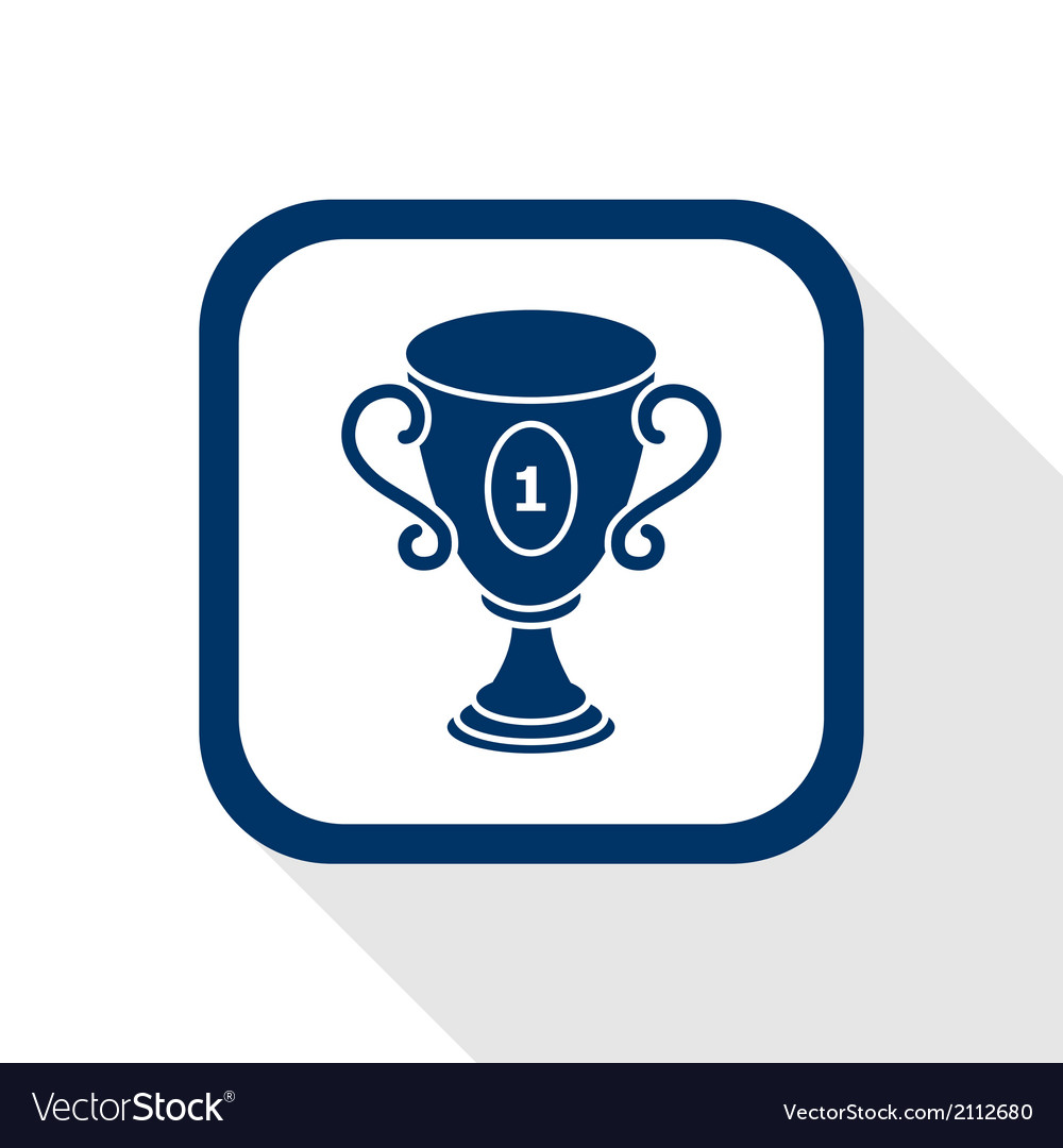 Cup flat icon vector | Price: 1 Credit (USD $1)