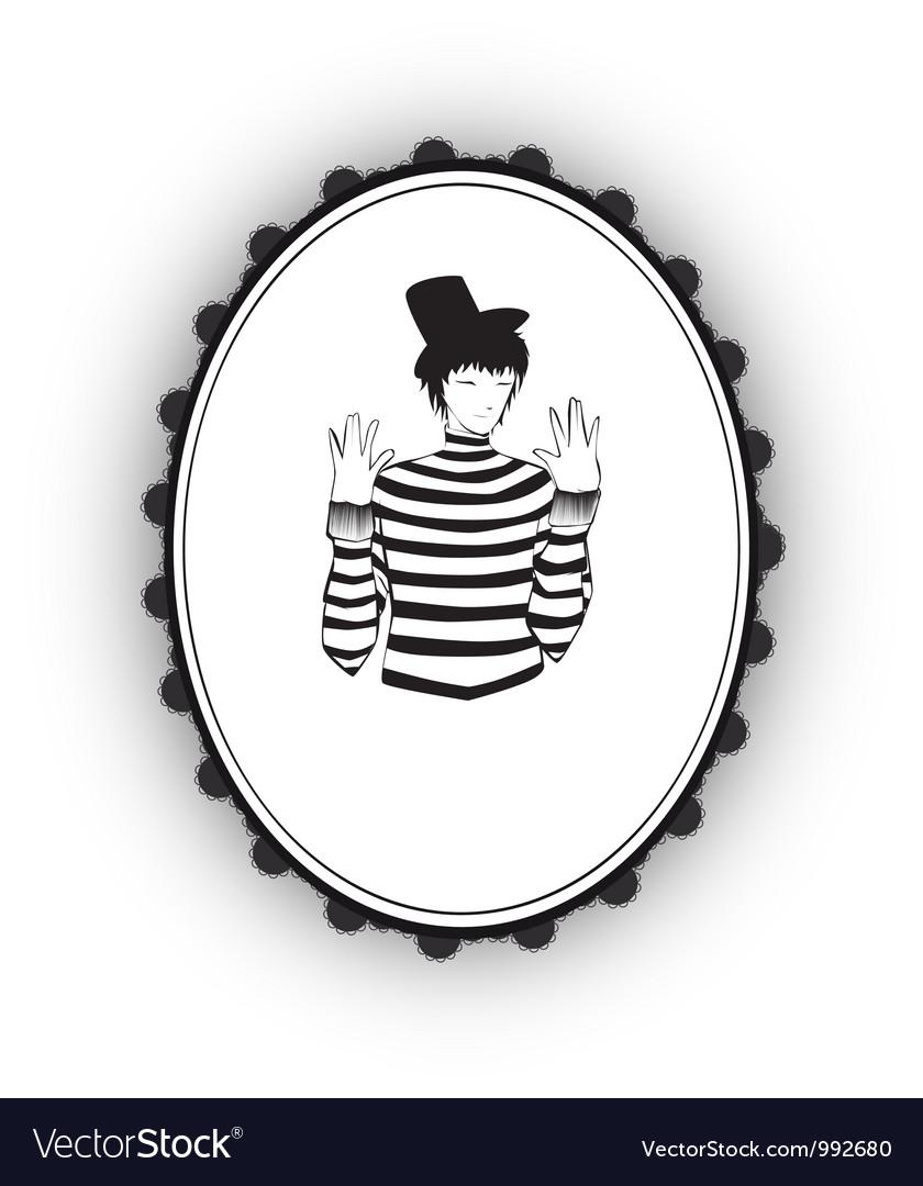 Mimeplayer vector | Price: 1 Credit (USD $1)