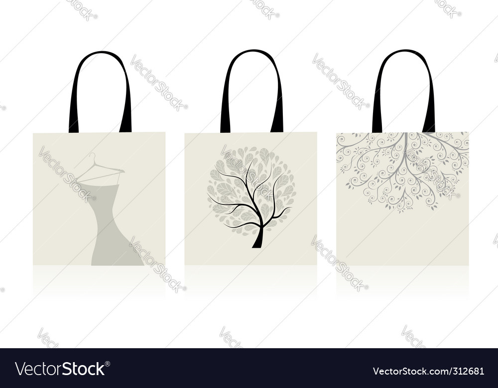 Shopping bags design vector   Price: 1 Credit (USD $1)