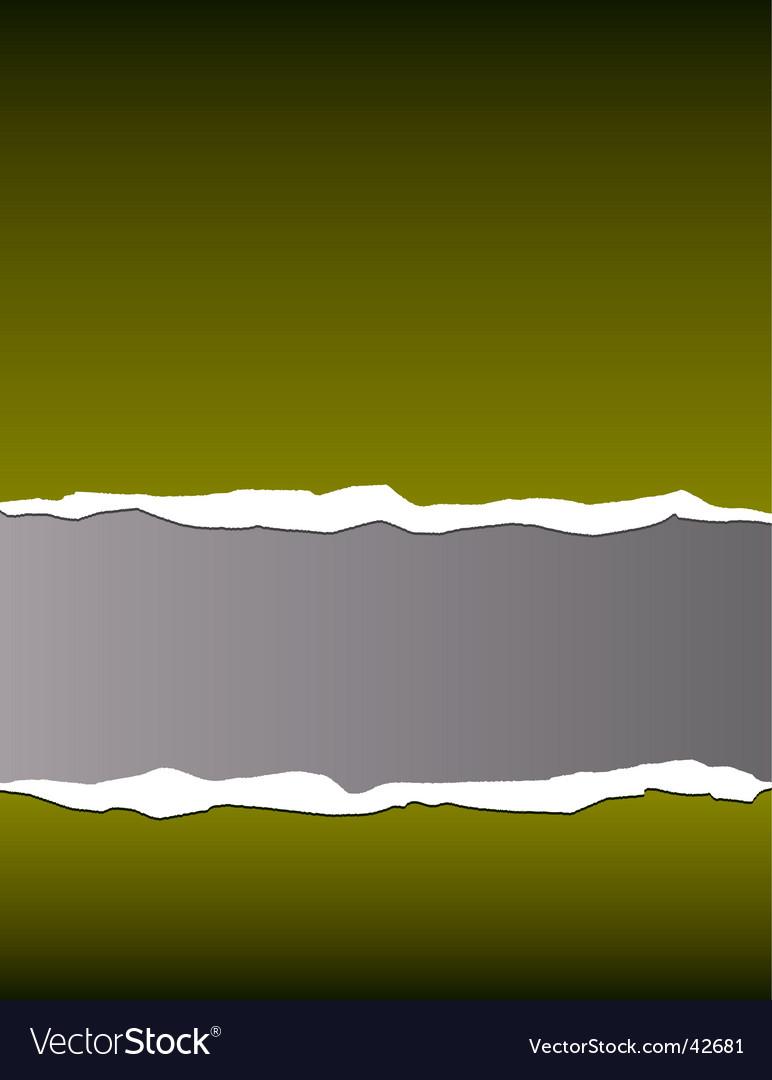 Torn paper vector | Price: 1 Credit (USD $1)