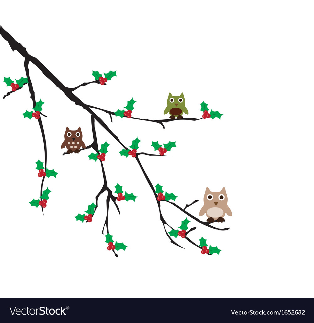 Branch vector | Price: 1 Credit (USD $1)
