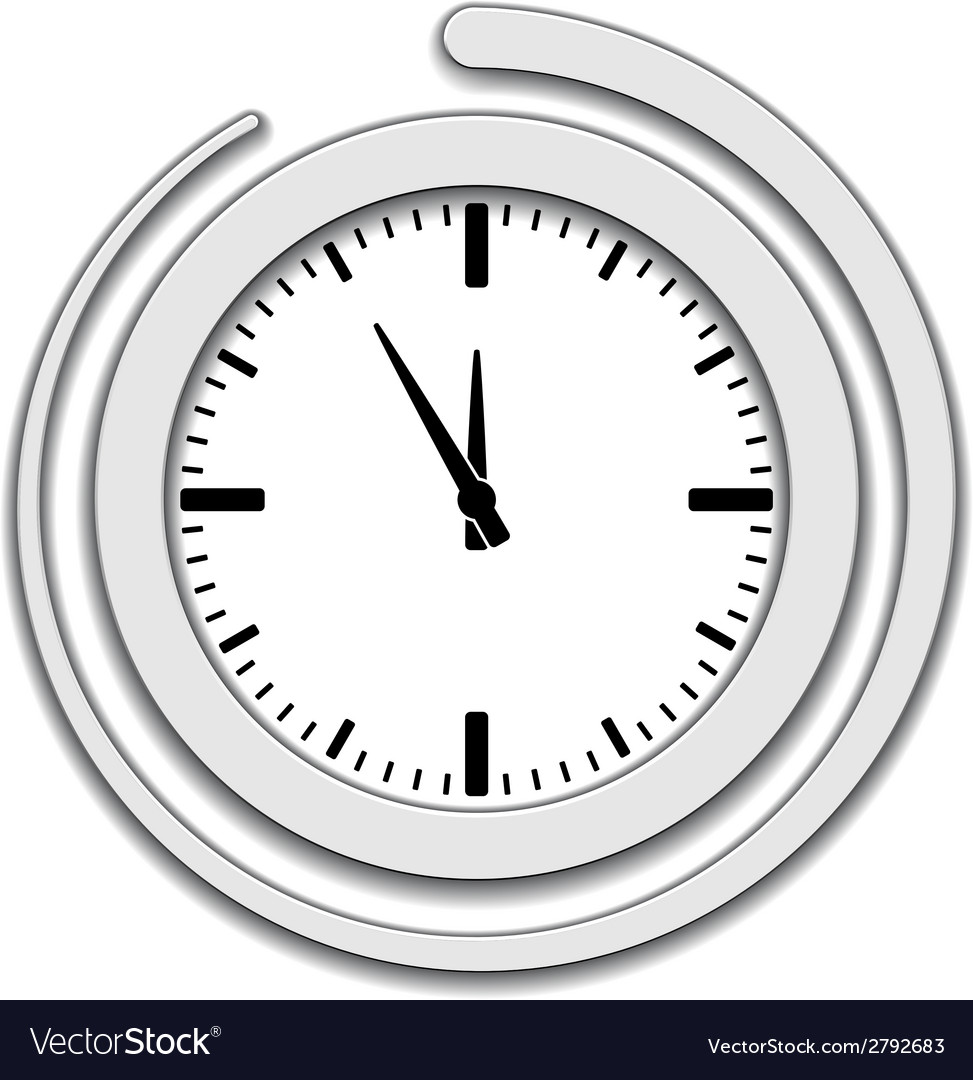 Clock face icon vector   Price: 1 Credit (USD $1)