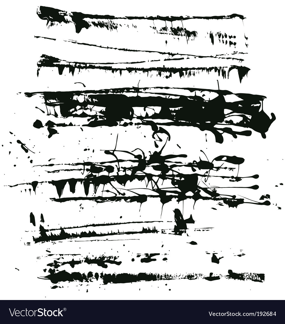 Splatter edges vector | Price: 1 Credit (USD $1)