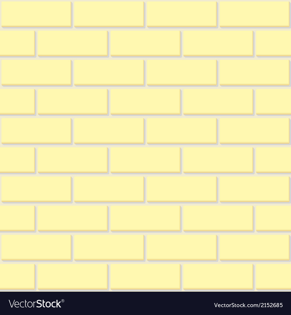 Seamless brick background vector | Price: 1 Credit (USD $1)