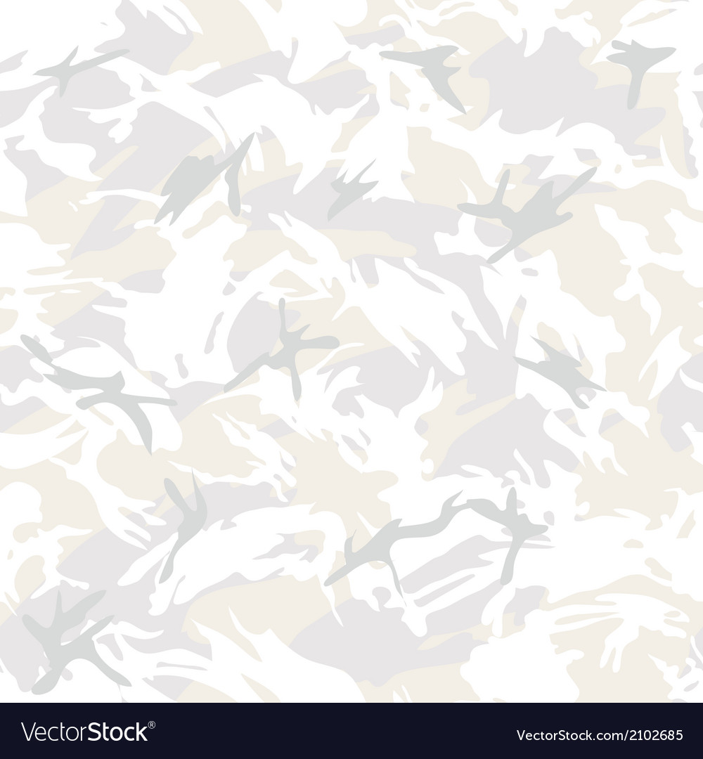 Winter white snow seamless pattern vector | Price: 1 Credit (USD $1)