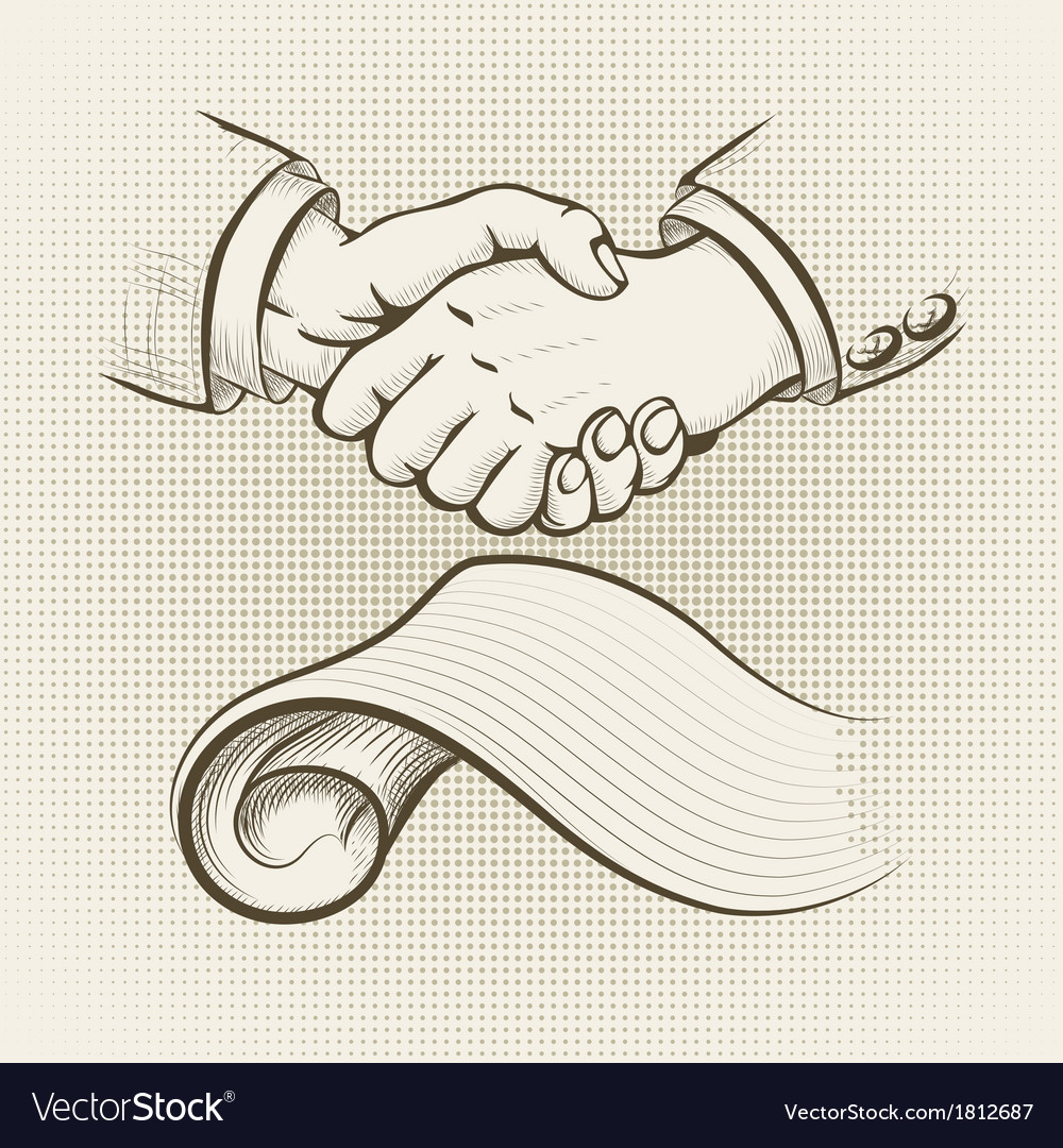 The agreement vector | Price: 1 Credit (USD $1)