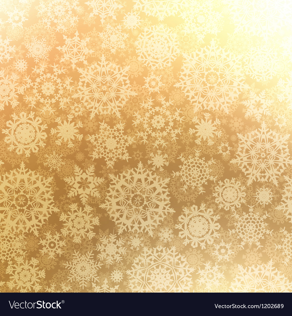 Christmas pattern snowflake seamless eps 8 vector | Price: 1 Credit (USD $1)