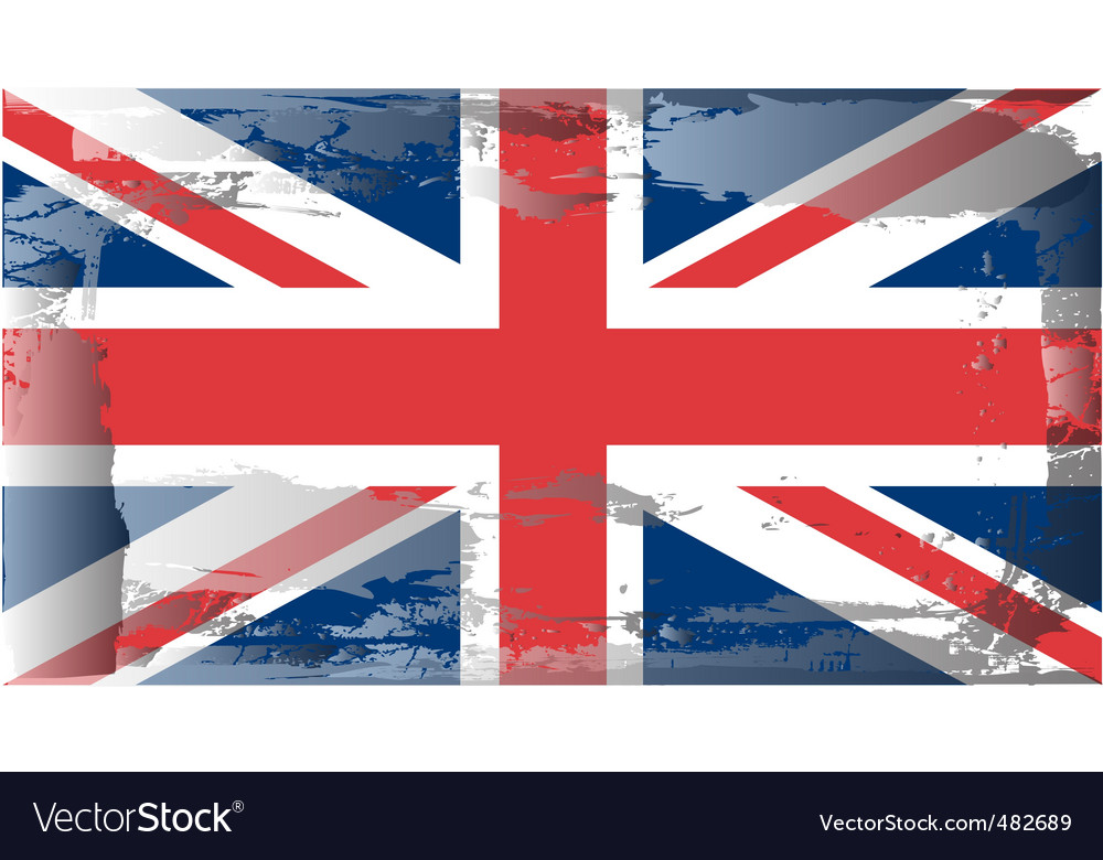 United kingdom national flag vector   Price: 1 Credit (USD $1)