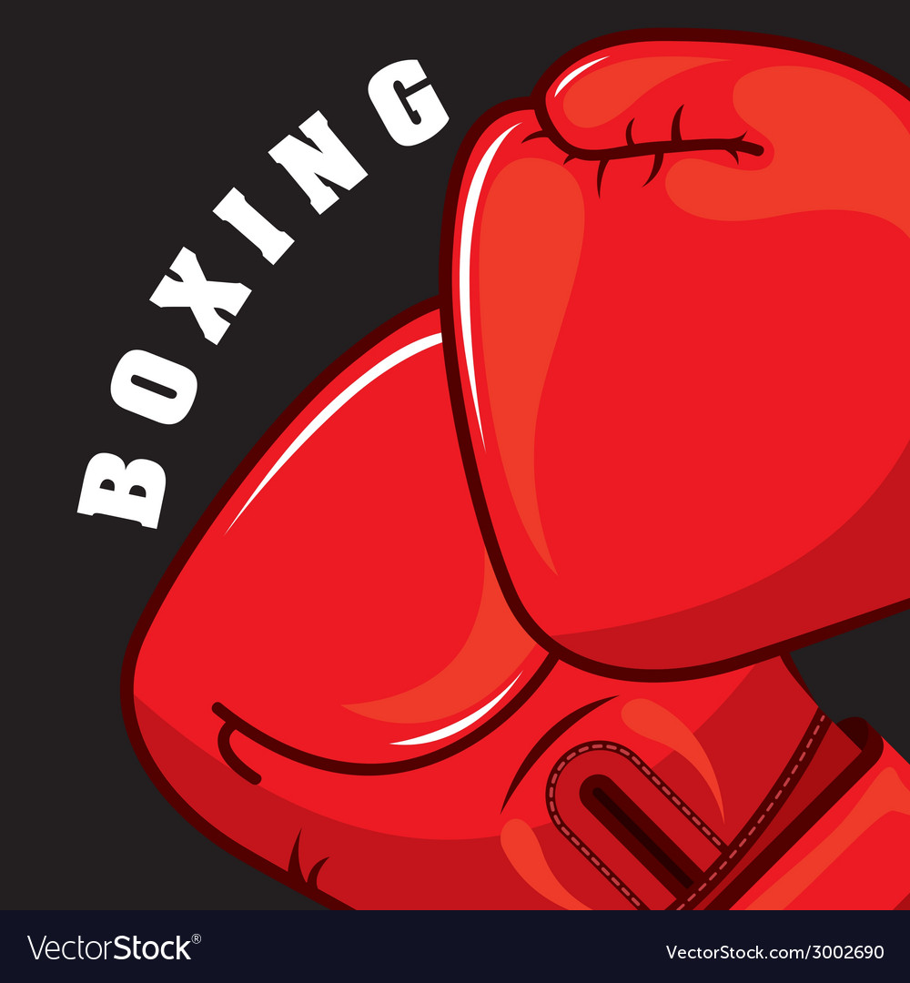 Boxing design vector | Price: 1 Credit (USD $1)