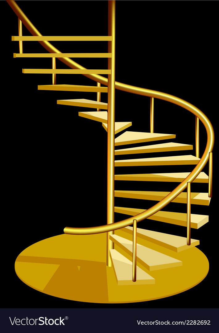 Stairs interior vector | Price: 1 Credit (USD $1)