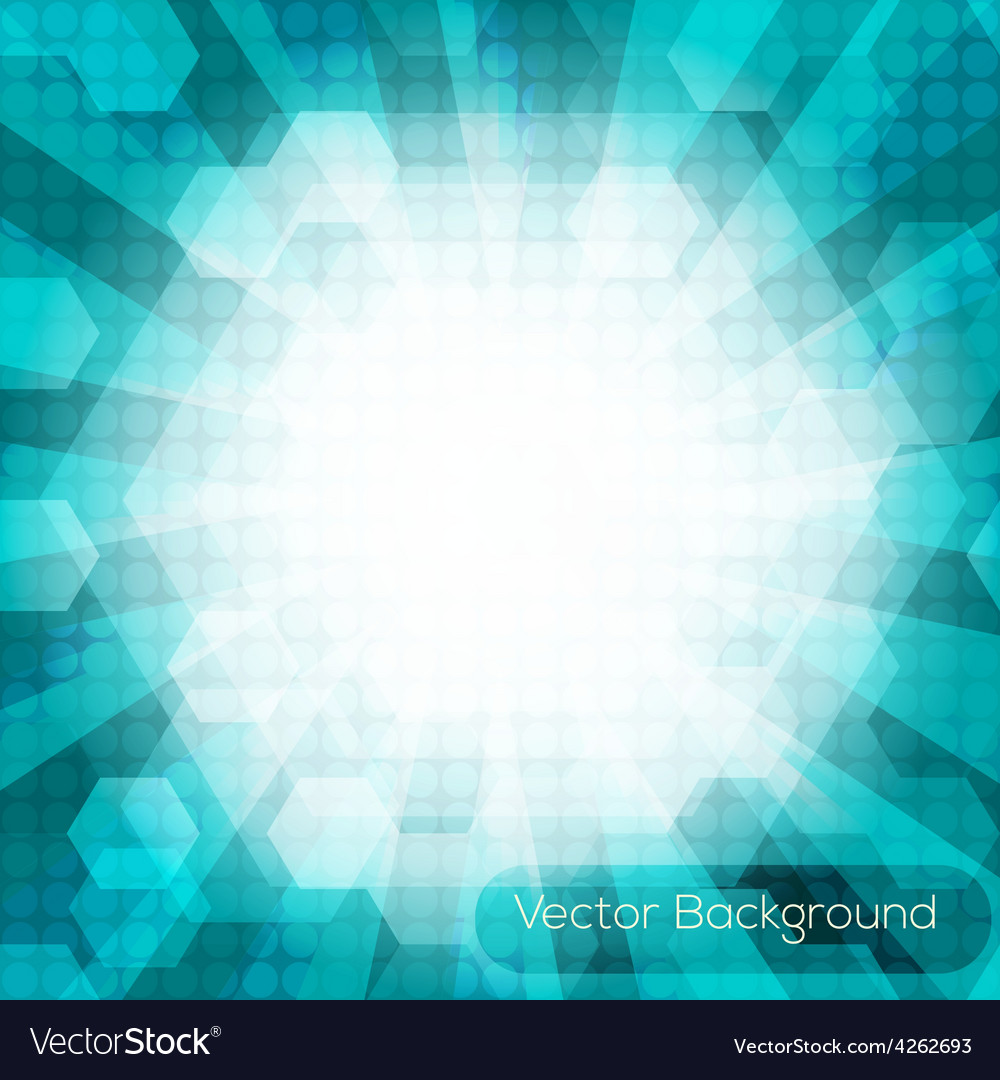Abstract glare background vector | Price: 1 Credit (USD $1)