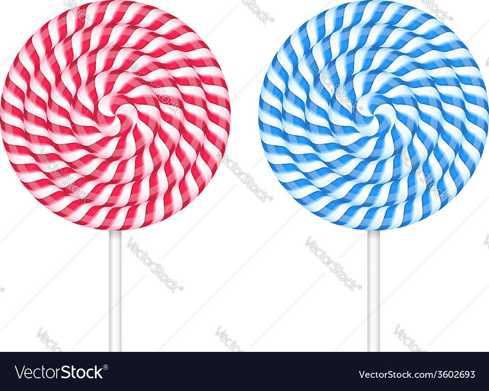 Lollipops vector | Price: 1 Credit (USD $1)