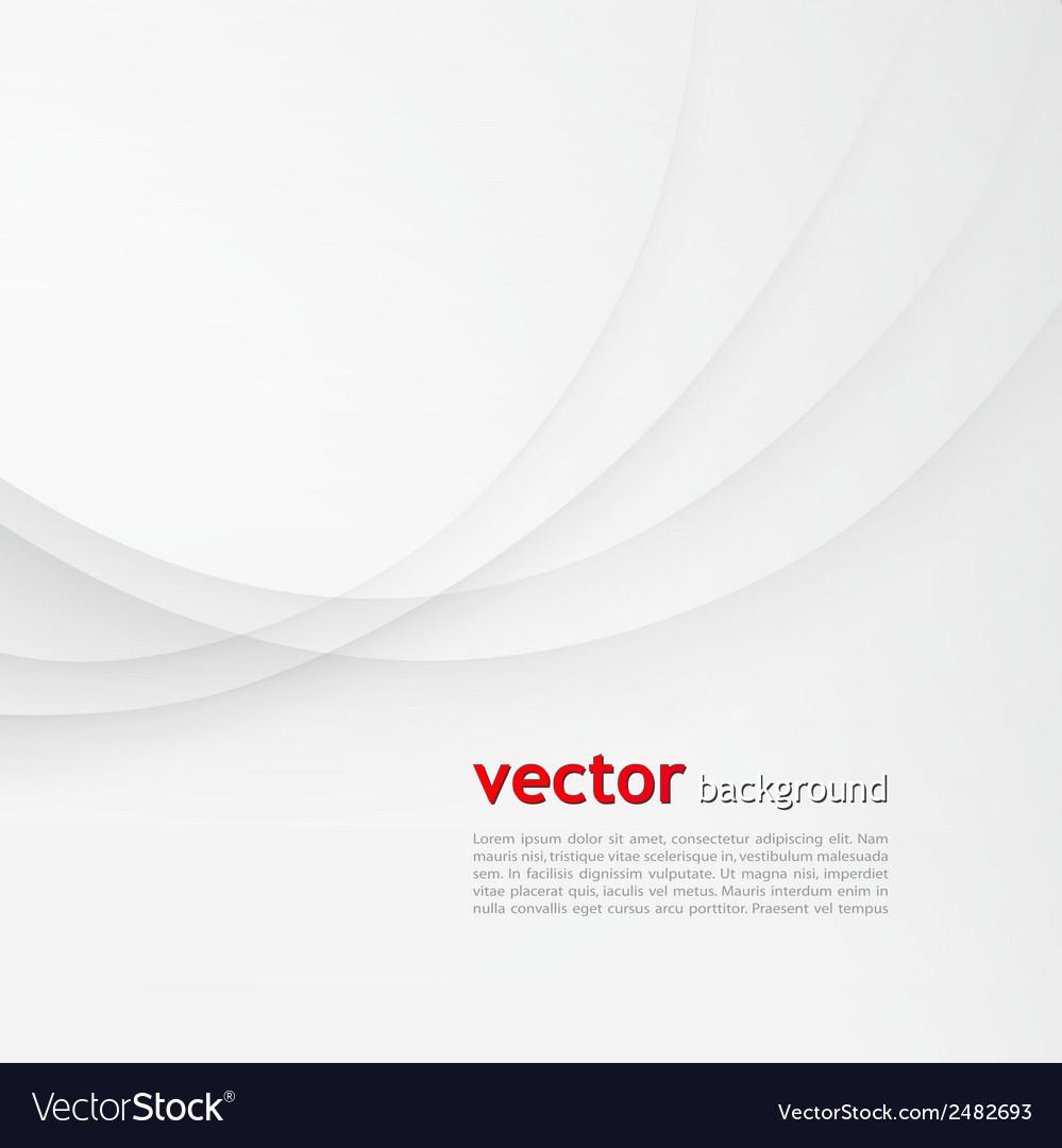 White elegant business background vector | Price: 1 Credit (USD $1)