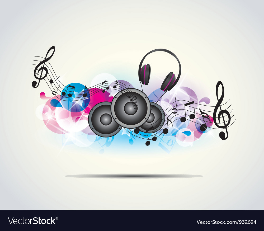 Background music vector | Price: 1 Credit (USD $1)