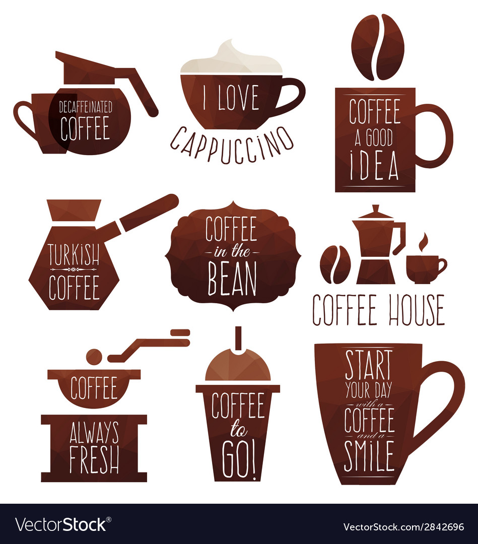 Coffee good idea vector | Price: 1 Credit (USD $1)